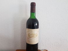 1974 Chateau Margaux, Premier Grand cru classe Margaux - 1 bottle