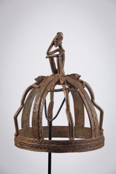 Crown of a chief - DOGON - Mali