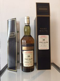 Port Ellen 1978 Rare Malts 20 years old - 60.90%