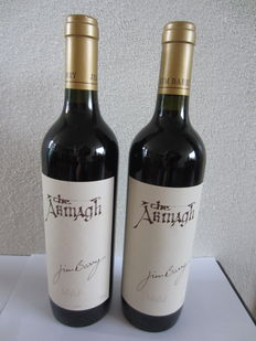 2002 Jim Barry The Armagh Shiraz, Clare Valley - 2 bottles (75cl)