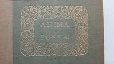 Samuel Taylor Coleridge - Anima Poetae From the Unpublished Note-Books of Samuel Taylor Coleridge - 1895