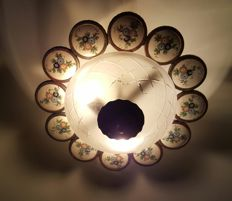 Old ceiling lamp