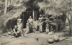 Ceylon 66 x - various places, types and points of interest - 1905/1935