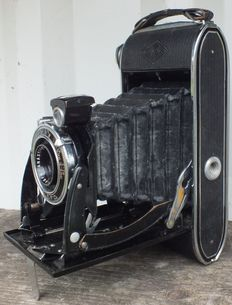 Old Camera Agfa Billy Record from 1938