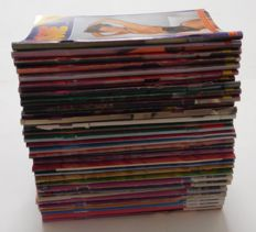 Pornography; Lot with 33 issues of Rosie-1993/2007