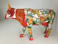 Cow Parade Cowparade - Vacarta - Large en RETIRED