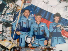 EUROMIR 94 space mission in photos
