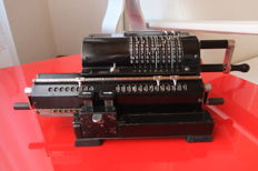 Facit S mechanical calculator, Sweden