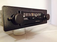 Blaupunkt-Lubeck CR 455 classic oldtimer car stereo-1975-for Porsche/Ferrari/and others