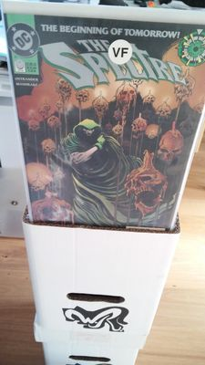 The Spectre no. 0 to no. 62 - 63x sc - 1st edition - (1992/1998)