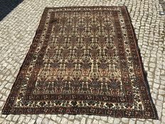 Antique Persian Faranghan Hand knotted 200x160 cm with certifikate