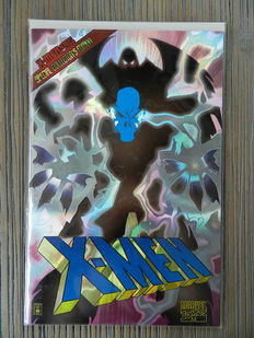 X-Men # 54 Special Collector's Edition - With Certifcate of Authenticity - 1x sc - (1996)