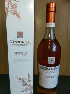 Glenmorangie Midwinter Night's Dram 2016 Limited Edition