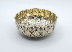Designer sterling  silver  bowl , international hallmarked 925