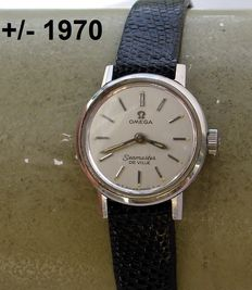 Omega Seamaster de Ville -- Women's watch -- around 1970 + Warranty