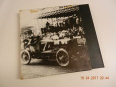 Grand Prix Racing 1906-1914 A History of the Grand Prix de l'Automobile Club de France. T.A.S.O. Mathieson.