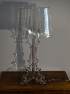 Designer: F. Laviani – Model: BOURGIE – Manufacturer: Kartell – Table lamp