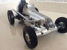 XL Car Models - Chrome plated Hornet Speed Car - Length 24 cm