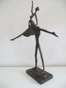 Artist unknown - dancing couple