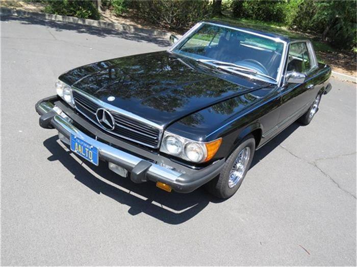 Mercedes-Benz - 450 SLC (C107)  - 1978