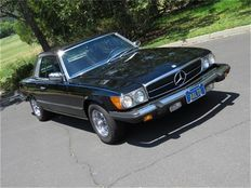 Mercedes-Benz - 450 SLC W107 COUPE - 1979