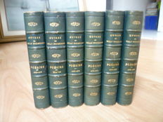 Sully Prudhomme - Oeuvres de Sully Prudhomme - 6 volumes - 1909