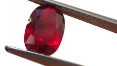 Ruby - 1.39 ct