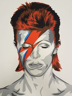 Mr Brainwash - Bowie