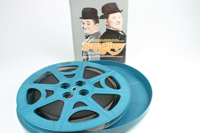 16 mm film van stan laurel oliver hardy the fixer uppers catawiki. Black Bedroom Furniture Sets. Home Design Ideas