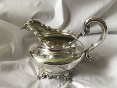 Antique Silver William IV jug England 1836-London