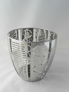"Cecilia Cassina for Alessi - Citrus Basket, Fruit Basket ""Helmut"""