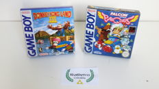 GameBoy classic games - Donkey Kong Land 3 & Parodius (rare to find complete) - complete in box