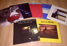 Dire Straits & Mark Knopfler - 7 Album Lot (Including Private Investigations!)