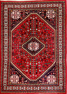 Indian carpet Kashkuli, 240 x 170 cm; no reserve price, bidding starts from €1.