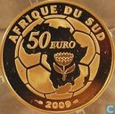 "France 50 euro 2009 (BE) ""2010 Football World Cup in South Africa"""