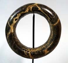 Beautiful prehistoric marble bracelet - 116 mm