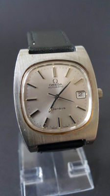Omega Genève Automatic, men's watch, 1970s
