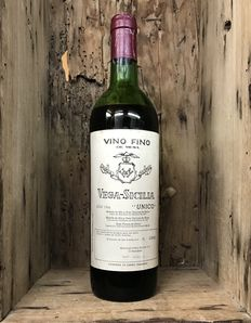 1966 Vega Sicilia Unico - (Number 12632) – 1 bottle (75cl)