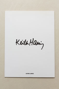 Keith Haring - The Marriage of Heaven and Hell - The Ten Commandements - 2012