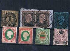 German Reich – stamps and postcards pre-1945