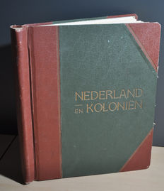 Netherlands and Overseas 1852/1939 Collection in DAVO album