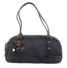 Gucci - GG Canvas Princy Boston bag