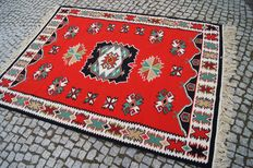 Beautiful Sarkoy Kilim -very good condition -  220x160cm