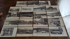 Turkey - about 1910 - 19 postcards - Souvenir de Costantinople - editor Max Fruchtermann