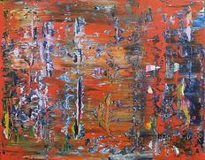 M.Weiss - Abstract Painting N.432