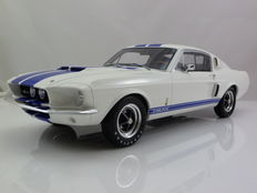 Otto Mobile - Scale 1/12 - Ford Mustang Shelby GT500 - 1967
