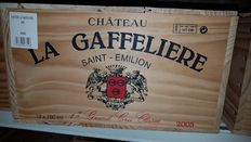 2005 Chateau La Gaffeliere, Saint-Emilion Grand Cru - 12 bottles in OHK