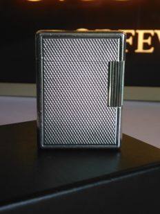 Lighter - S.T. Dupont line 1 BS silver plated