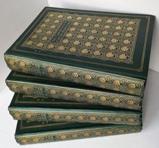 Charles A. Read [Editor] - The Cabinet of Irish Literature - 4 Volumes - 1905.