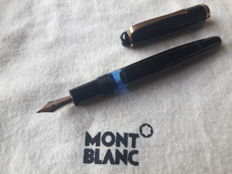 Montblanc No. 342 fountain pen-14 k gold point (OM)